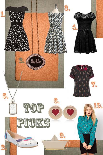 Top picks I love: week 36