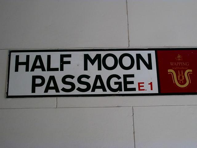 Half Moon Passage 1