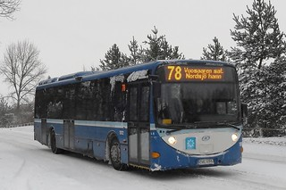 Bussiliikenne