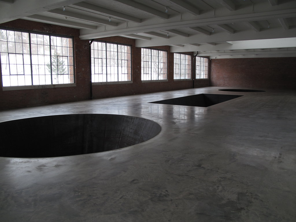 Michael Heizer at Dia Beacon | ty law | Flickr