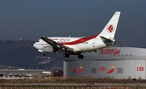 Air Algerie / Boeing 737-600 /  7T-VJT | by vic_206