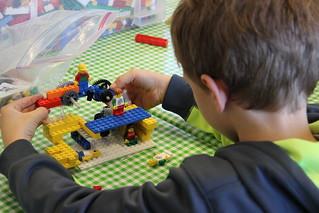 LEGO Club at Garfield Park | by Santa Cruz Public Libraries