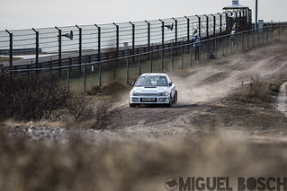 Nederlands Short Rallykampioenschap. Round 1 Circuit Short-Rally Zandvoort 28 February 2015 | by Miguel Bosch / GT REPORT