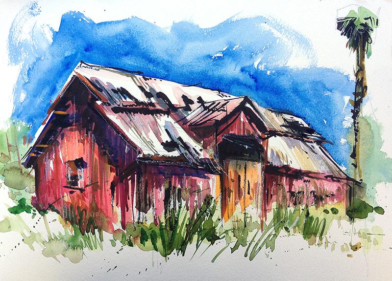 Christmas Hill Park California.The Henry Miller Barn Christmas Hill Park Gilroy Califo