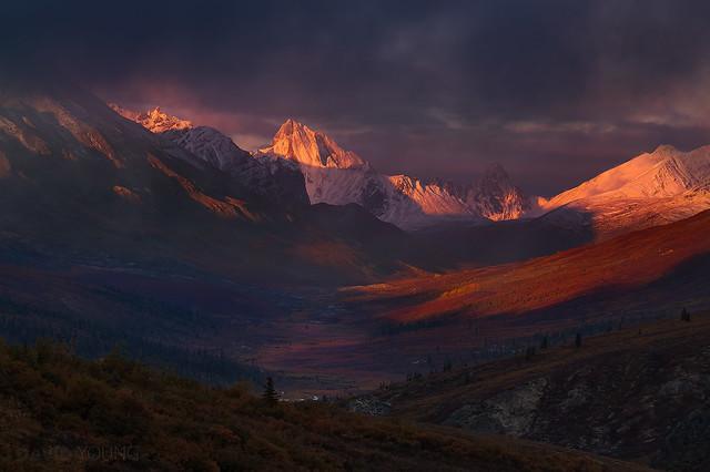 Tombstone Range, Yukon