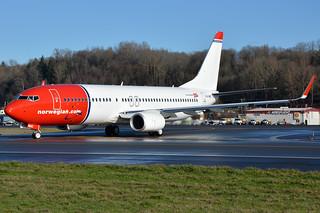 Norwegian Air Shuttle LN-NHC | by Drewski2112