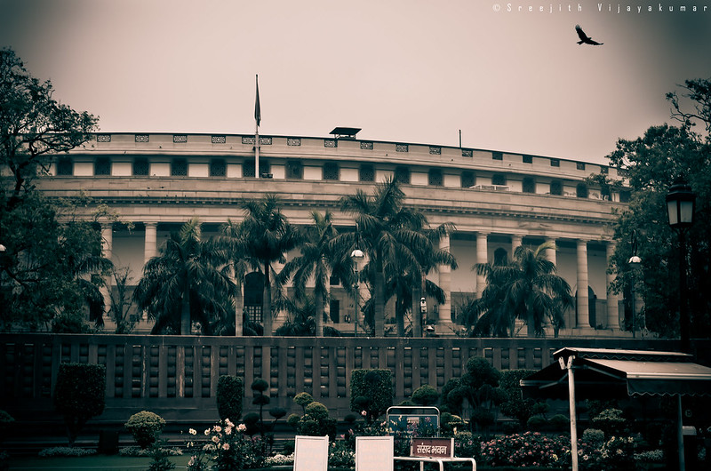 Parliament of India, Delhi