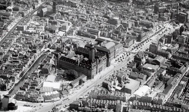 Coolsingel Rotterdam ca. 1935