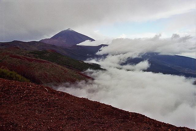 Spain - Canary Islands - Tenerife - Teide
