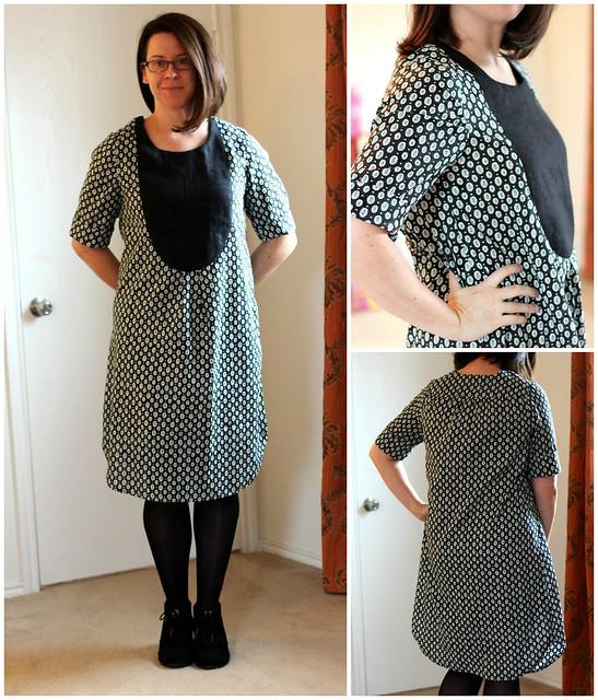 dec 21 merchant and mills gauze dress shirt collage
