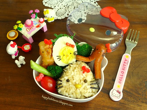 Hello Kitty Bento | by sherimiya ♥