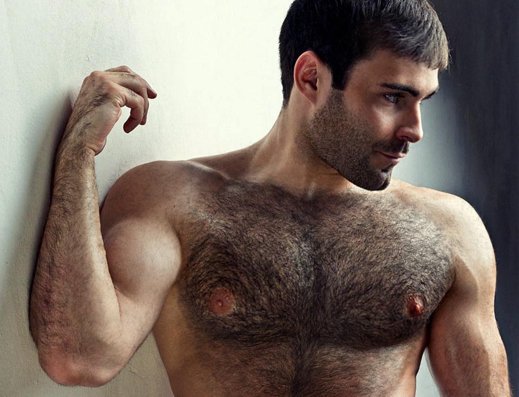 характер мужчины с волосатой грудью - 14