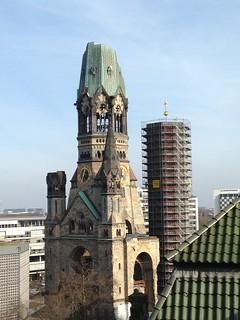 Berlin, gedächtniskirche | by Partir en Voyages