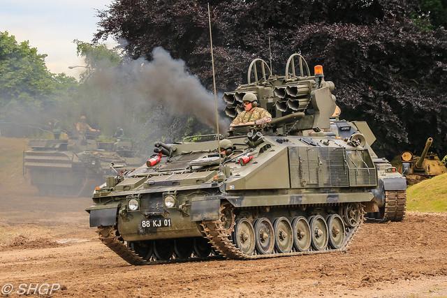 Stormer, Tank Fest 2016, Bovington Tank Museum