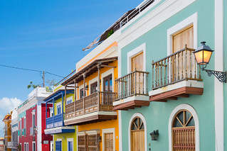 The Colors of Old San Juan | by Brad Clinesmith