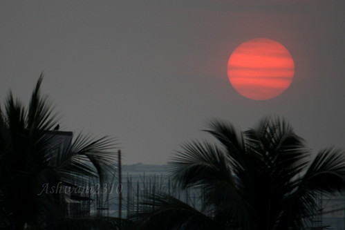 sunset canoneosrebelxs