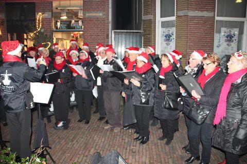 Moonlight shoppen centrum Oisterwijk