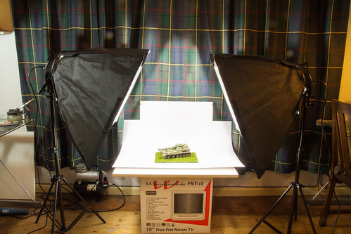 Photo set-up | by Andy R Moore