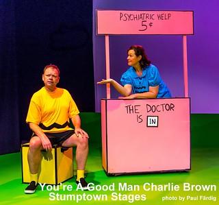 Charlie Brown Stumptown | by drammyawards