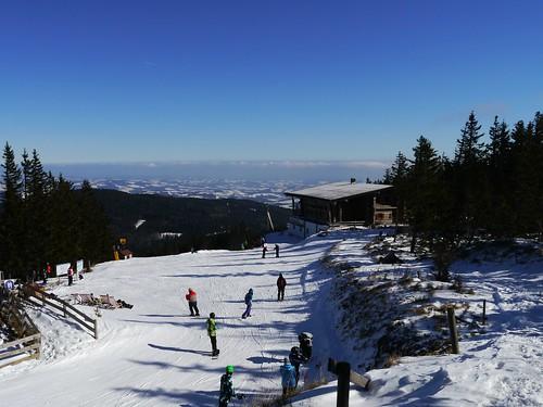 schnee winter snow austria österreich niederösterreich autriche loweraustria skigebiet wechsel skiingregion mariensee mönichkirchen skischaukel