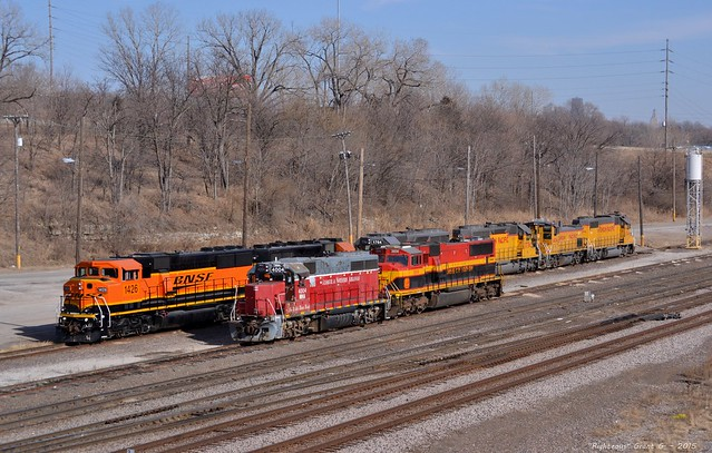 Locomotives in Kansas City, KS