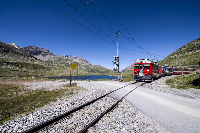 Bernina-Express - Switzerland