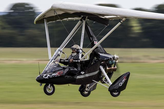 P&M aviation Quick R. G-CFYO.