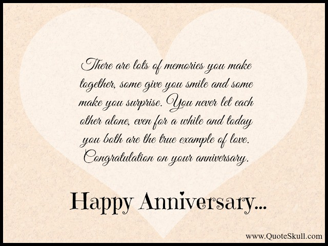Happy Anniversary Quotes for Parents in Law | Parents play a ...