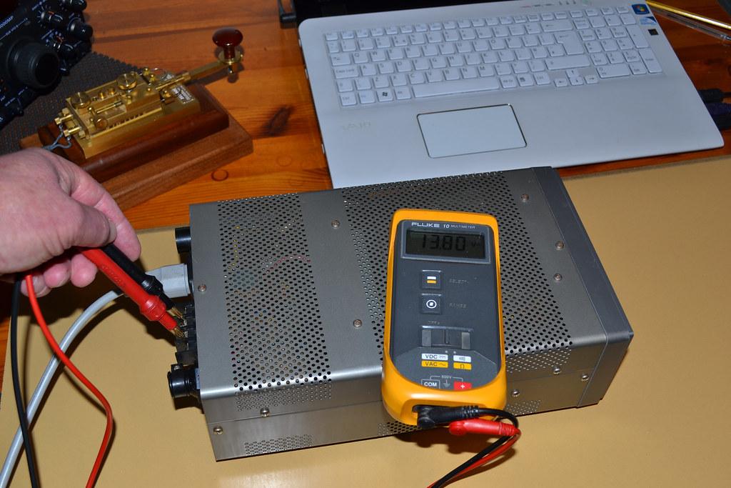amateur radio power