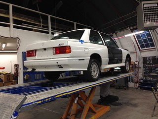M3 on the frame rack | by peter*g
