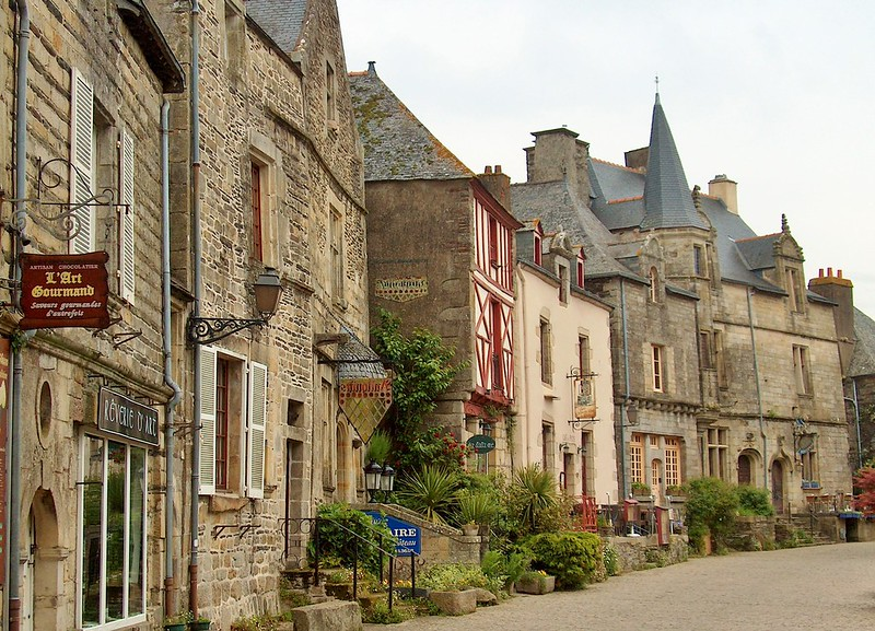 Rochefort-en-terre (Morbihan)