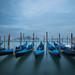 Gondola in Venice by Jamie Frith