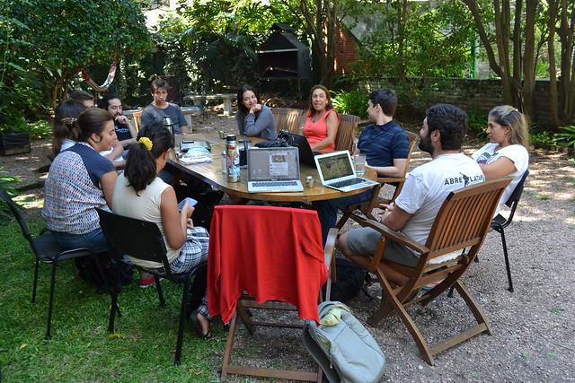 Café de DATA #OpenDataDay 21/02/2015