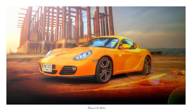 Porsche #1