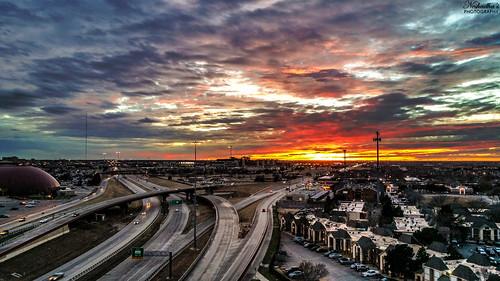 road sunset sky usa clouds march highway texas afternoon unitedstates dusk tx samsung galaxy westtexas goldenhour lubbock 2015 note4 marshasharp marshasharpfreeway neshadha