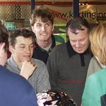 2003 Plauschhockeymatch und Kart