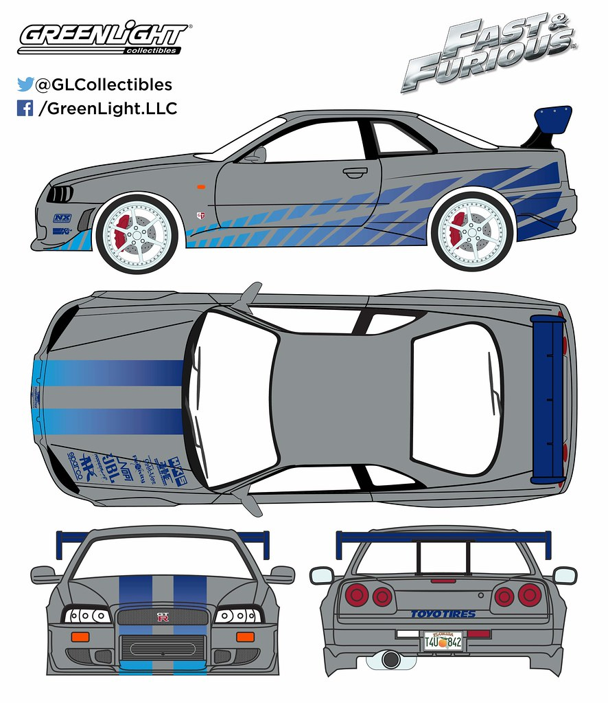 19029 - 1-18 Artisan Collection - 1999 Nissan Skyline GT-R