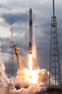 CRS-14 Mission   by Official SpaceX Photos