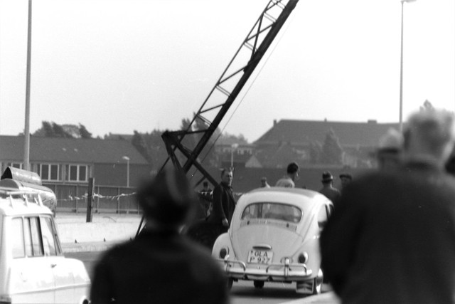 WoH26 Hafennähe, Duisburg, 1963