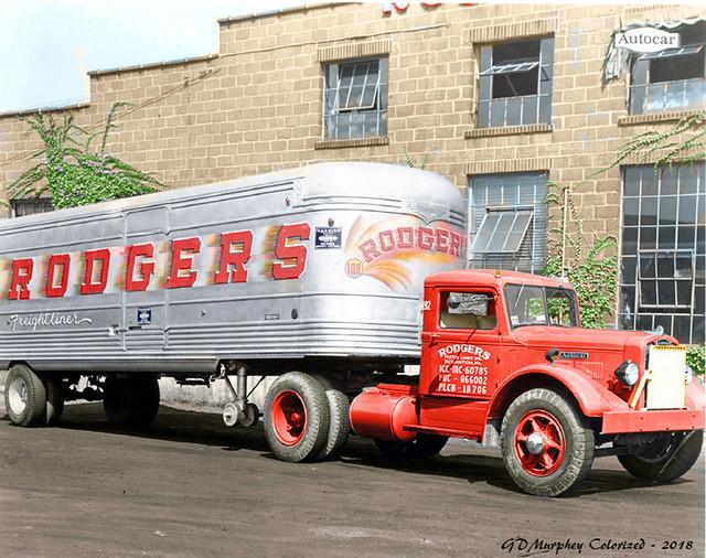 Former LTL Trucking Companies | Flickr