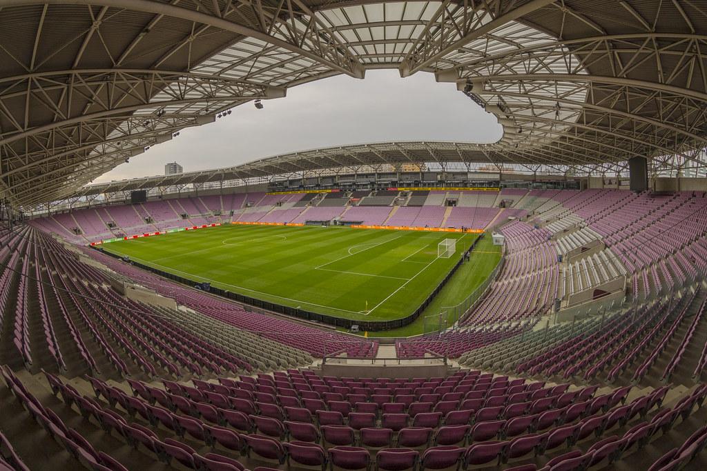 Stade de Genève | © Copyright Alex van Knippenberg | alexknip | Flickr