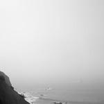 Sea in Fog