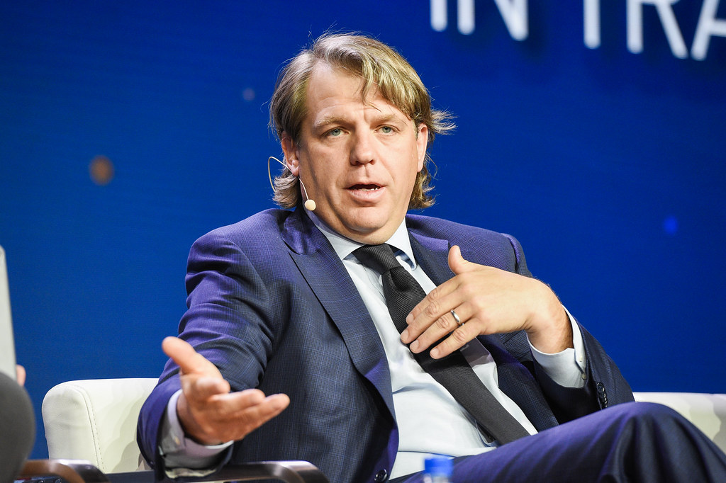 The International Business of Sports | Todd Boehly, Chairman