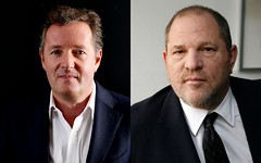 Harvey Weinstein believes he will be forgiven, says Piers Morgan