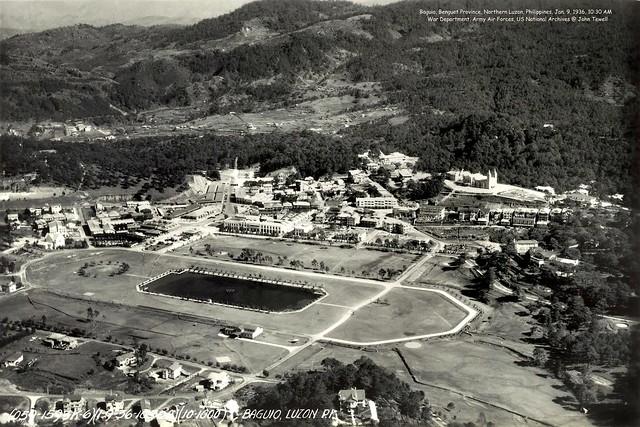 Baguio, Benguet Province, Northern Luzon, Philippines, Jan. 9, 1936, 10:30 AM
