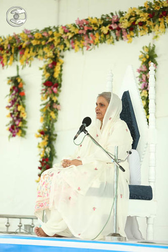 Blessings by Her Holiness Satguru Mata Ji