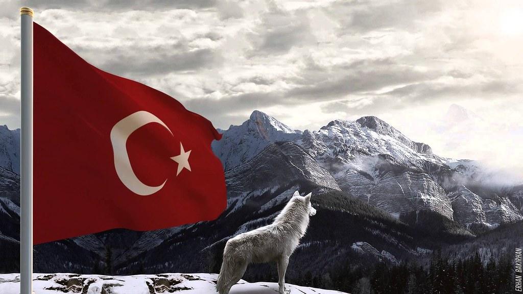 Türk Bayrağı Duvar Kağıdı Hd Baybora Han Flickr