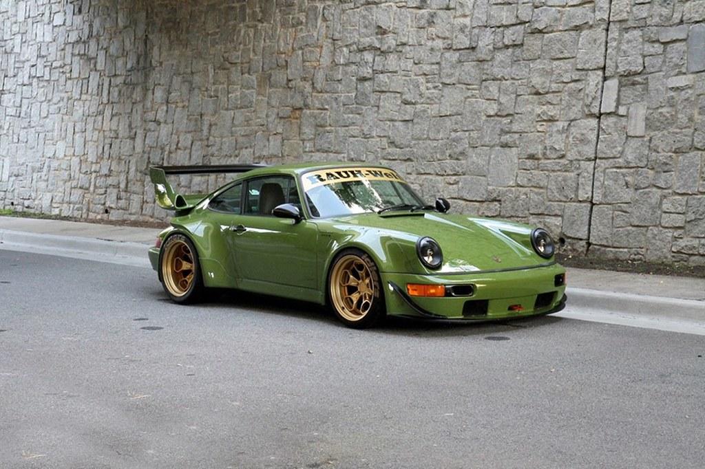 1992 Porsche 911 RWB RAUH,Welt Begriff 964 C2 Manual Coupe