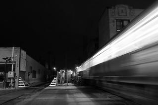 riding the noir line