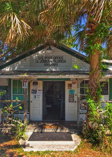 El Jobean Post Office and General Store